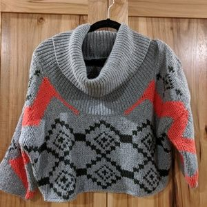 French Connection crop sweater
